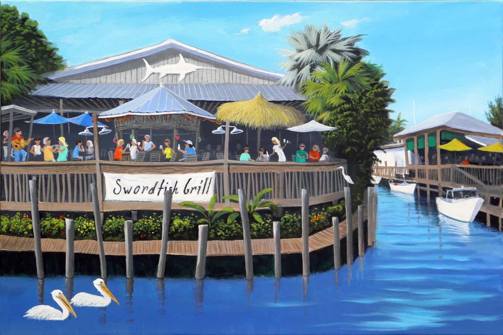 Swordfish Restaurant Anna Maria Island