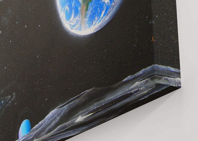 Mother Earth, original pointing by Robert Johnson