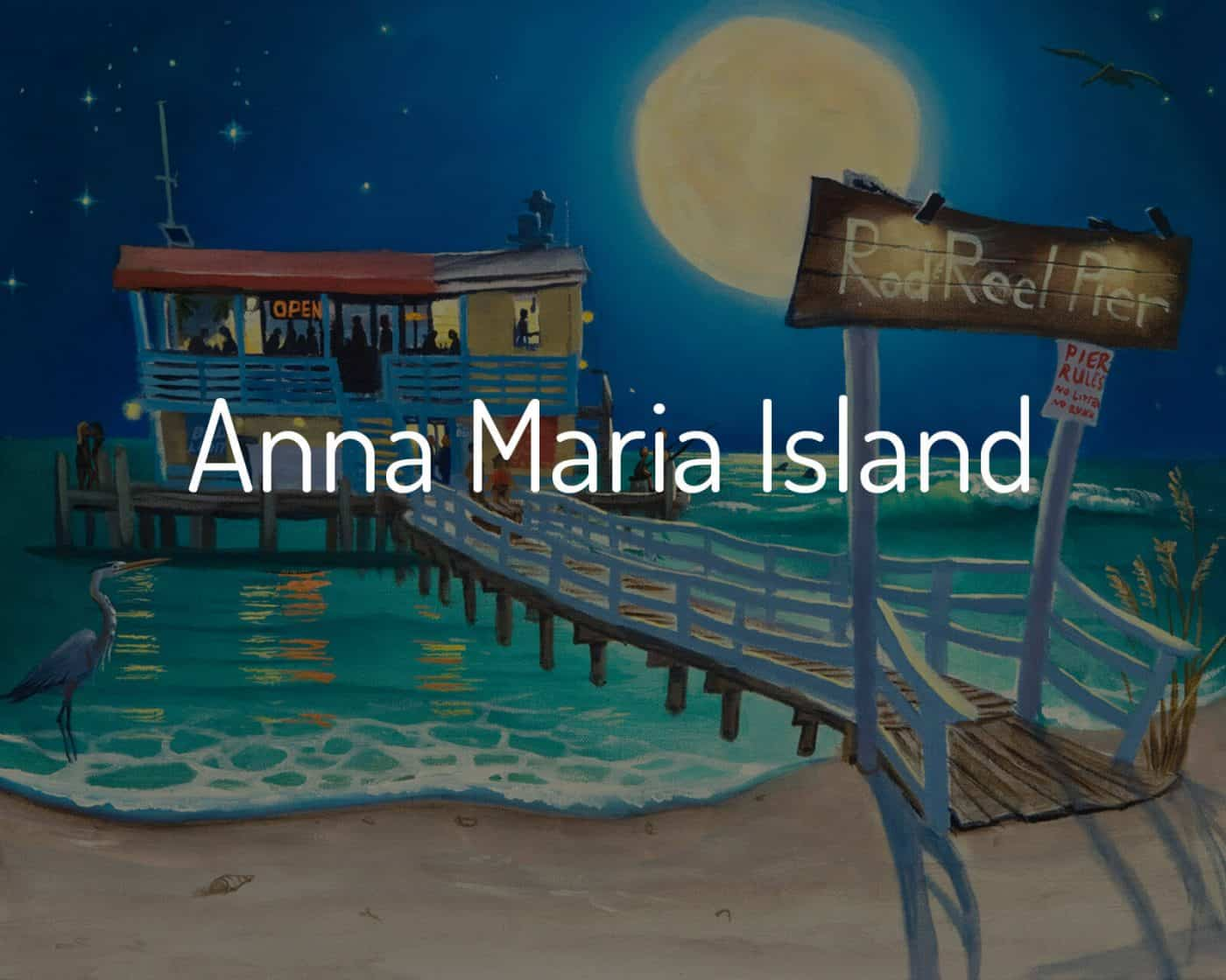 Shop Anna Maria Island Paintings