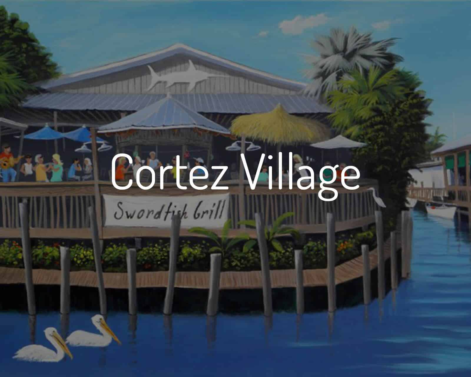 Shop Cortez Village Paintings